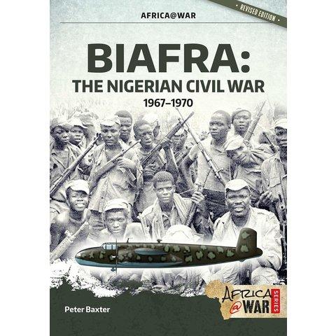 Biafra: Nigerian Civil War: 1967-1970: Africa@War #45 SC +NSI+