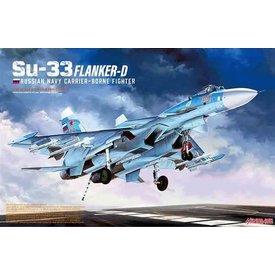 Minibase Sukhoi Su33 Flanker-D 1:48 Kit, NEW TOOL 2021