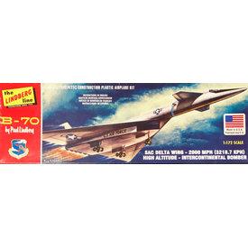 Lindberg B70 Bomber 1:172 Kit