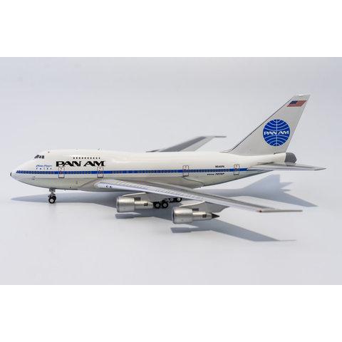 B747SP Pan Am black titles China Clipper N540PA 1:400