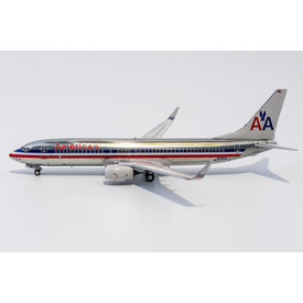 NG Models B737-800W American Airlines AA livery N936AN 1:400