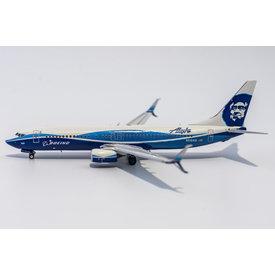 NG Models B737-800S Alaska Spirit of Seattle N512AS 1:400 +Preorder+