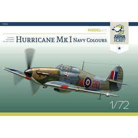 Arma Hobby Hurricane Mk.I Royal Navy 1:72