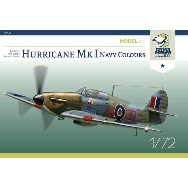Arma Hobby Hurricane Mk.I Royal Navy 1:72