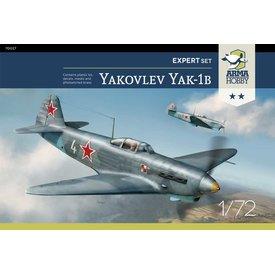 Arma Hobby Yakovlev Yak-1b Expert Set 1:72