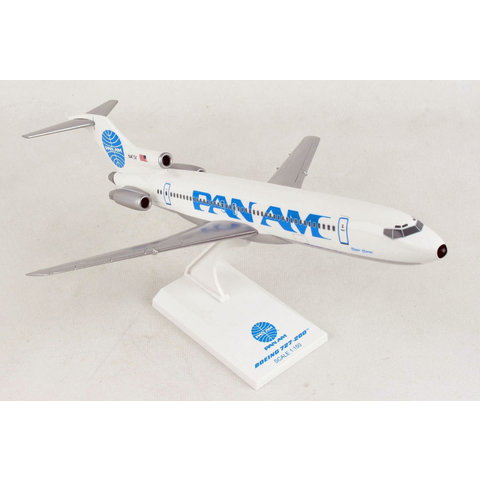 B727-200 Pan Am Billboard Clipper Charmer N4734 1:150 with stand +NEW+