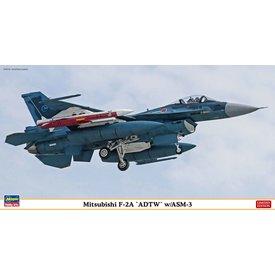Hasegawa Mitsubishi F-2A 'ADTW' with ASM-3 1:48