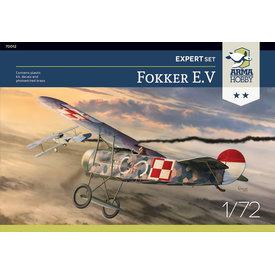 Arma Hobby Fokker E.V Expert Set 1:72 Kit