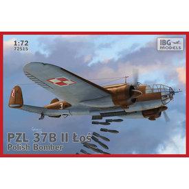 PZL.37B II Los - Polish Medium Bomber 1:72