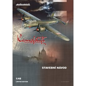 Eduard Do17Z 'Kampfstift' 1:48 scale kit [ICM mold]