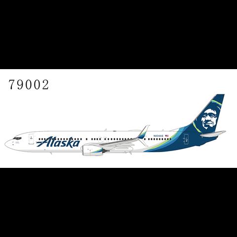 B737-900ER(S) Alaska 2015 livery N434AS 1:400 +New Mould+