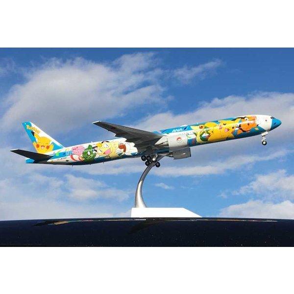 JC Wings B777-300 ANA Pokemon Peace Jet JA754A 1:200 flaps down +Preorder+