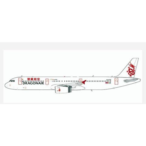 A321 Dragonair old livery B-HTD 1:400 +preorder+