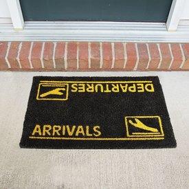 Sporty's Doormat Arrivals & Departures