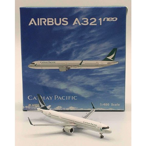 A321neo Cathay Pacific 2015 livery B-HBD 1:400