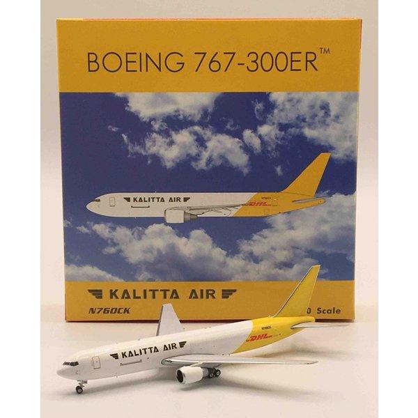 Phoenix B767-300BDSF Kalitta Air DHL livery N760CK 1:400