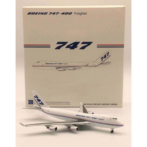 B747-400F(SCD) Boeing House livery N6005C 1:400