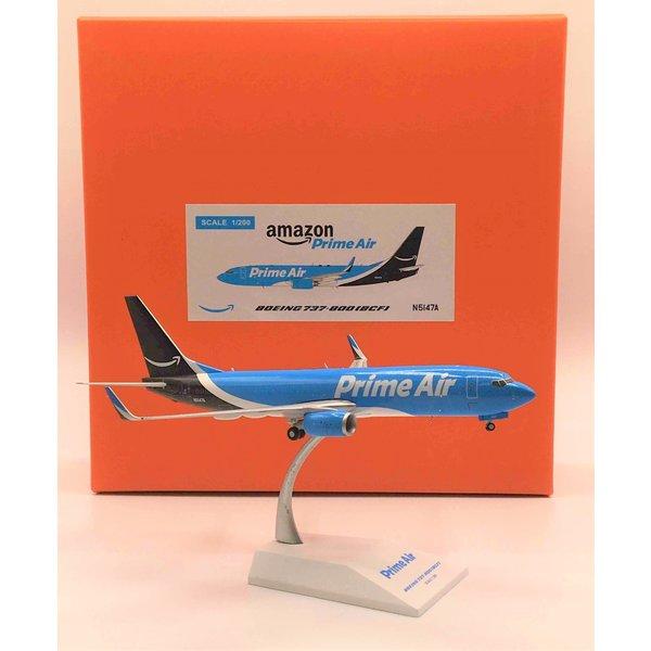JC Wings B737-800BCF Prime Air N5147A 1:200