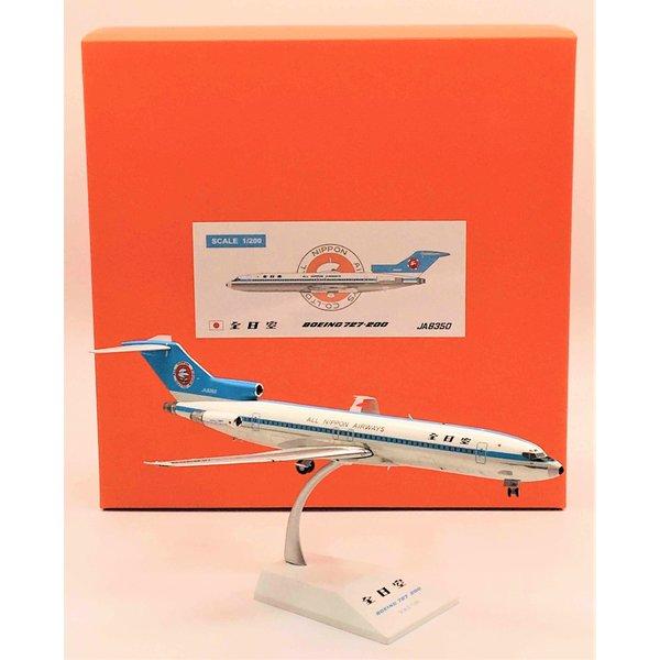JC Wings B727-200 ANA All Nippon Airways JA8350 1:200