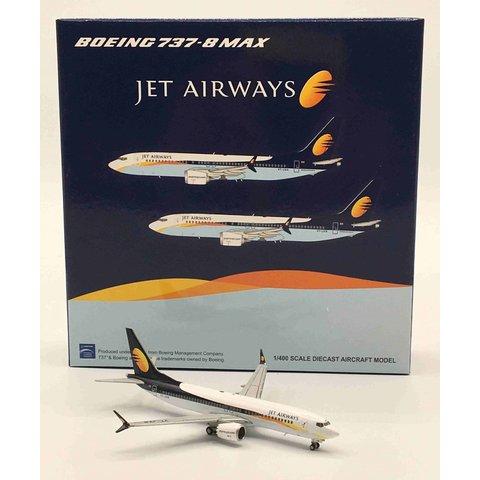 B737-8 MAX Jet Airways VT-JXB 1:400