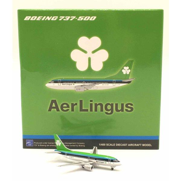 JC Wings B737-500 Aer Lingus EI-CDA 1:400