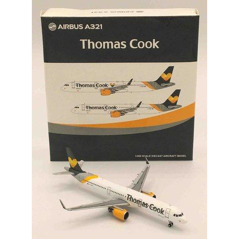 A321 Thomas Cook G-TCDH 1:400