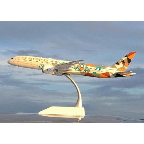 B787-9 Dreamliner Etihad ADNOC Livery A6-BLI 1:200