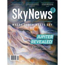 Magazine Sky News: Canadian Astronomy & Stargazing