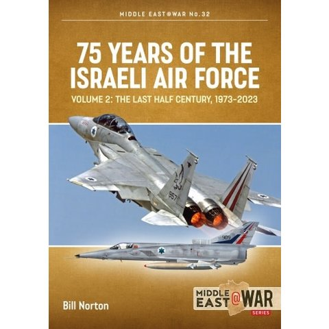 75 Years of the Israeli Air Force: Vol.2: MiddleEast@War #32 SC