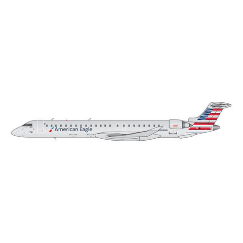 American Eagle PSA CRJ900LR N584NN 1:400