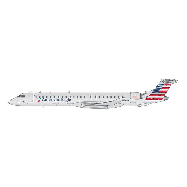 Gemini Jets American Eagle PSA CRJ900LR N584NN 1:400