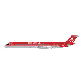 Gemini Jets MD82 New York Air N805NY 1:400 +preorder+