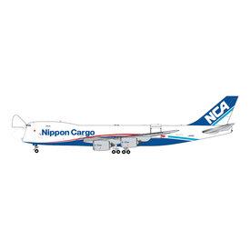 Gemini Jets B747-8F Nippon Cargo Airlines JA14KZ 1:400 Interactive Series +preorder+