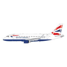Gemini Jets ERJ170STD British Airways CityFlyer G-LCYG 1:200 +preorder+