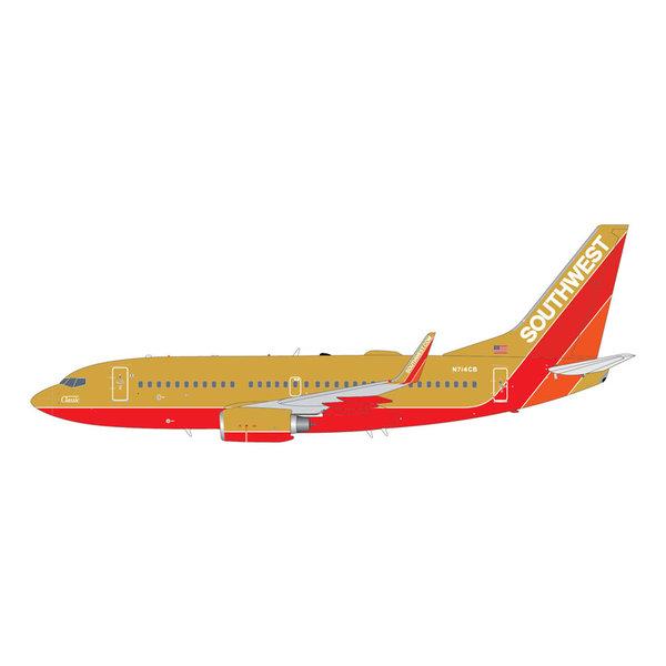 Gemini Jets B737-700W Southwest Classic Retro N714CB 1:200
