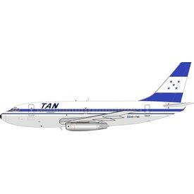 InFlight B737-200 TAN HR-TNR 1:200 with stand