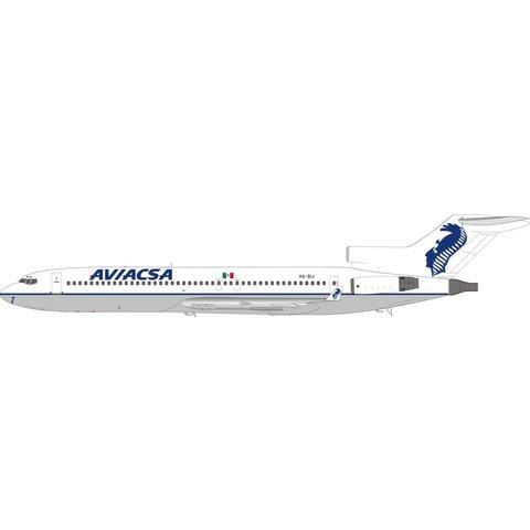 B727-200 AVIACSA XA-SIJ 1:200  with stand