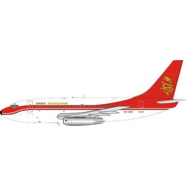 JFOX B737-200 Adv. Dragonair VR-HKP 1:200 +NSI+ +preorder+