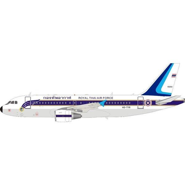 JFOX A319CJ Royal Thai Air Force HS-TYR 1:200 +NSI+ +preorder+