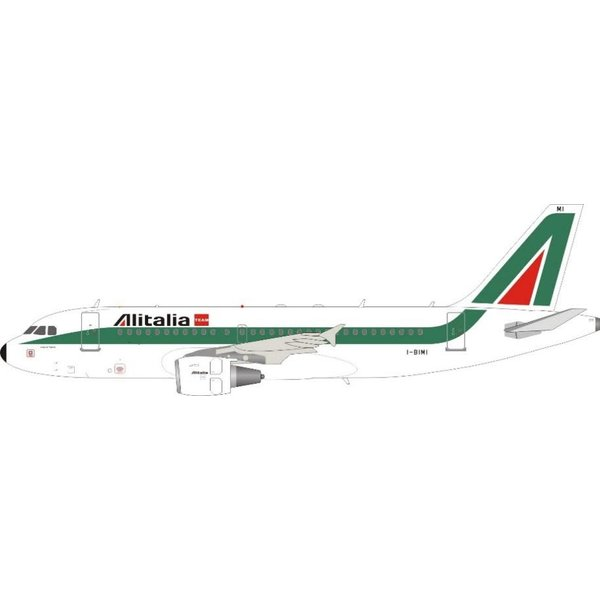 InFlight A319 Alitalia I-BIMI 1:200 +NSI+ +Preorder+
