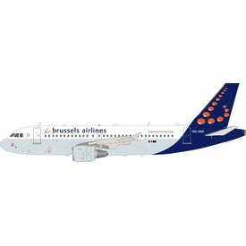 InFlight A319 Brussels Airlines OO-SSS 1:200 +NSI+ +Preorder+