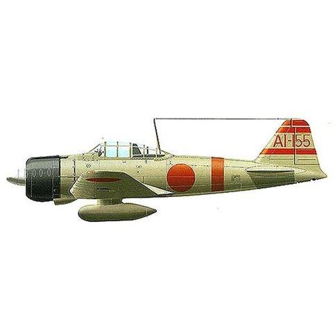 A6M2 Zero IJNAS Akagi Shigeru Itaya A1-155 1:72 +Preorder+