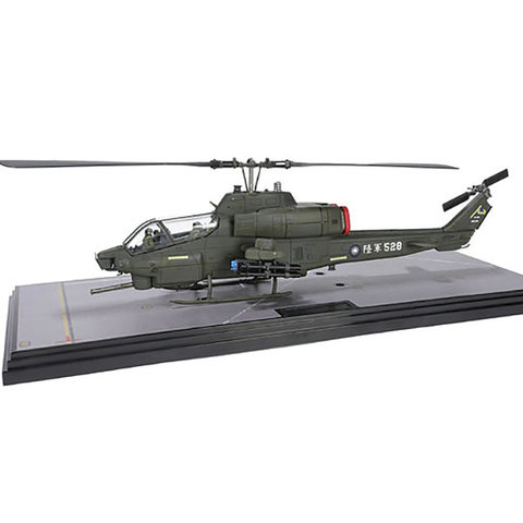 AH1W Super Cobra ROC Army #528 Taiwan 1:48 +Preorder+