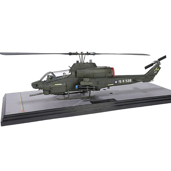 Forces of Valor AH1W Super Cobra ROC Army #528 Taiwan 1:48 +Preorder+