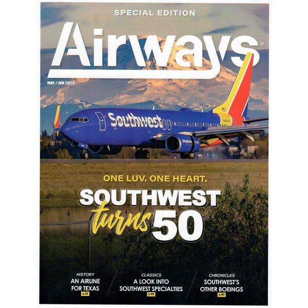 Airways Magazine May / June 2021 issue