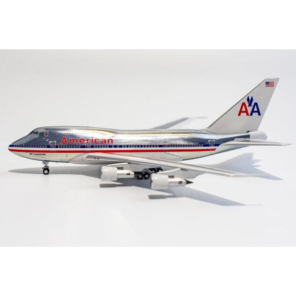 NG Models B747SP American Airlines 747 LuxuryLiner N601AA 1:400