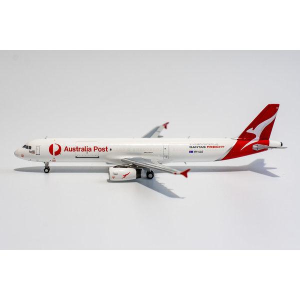 NG Models A321P2F QANTAS Freight Australia Post VH-ULD 1:400