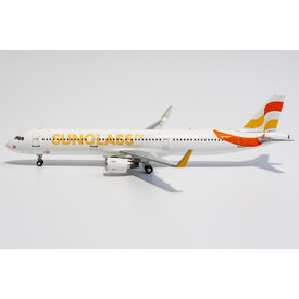 NG Models A321S Sunclass Airlines OY-TCF 1:400 Sharklets