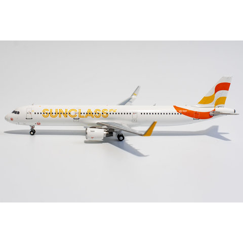 A321S Sunclass Airlines OY-TCF 1:400 Sharklets