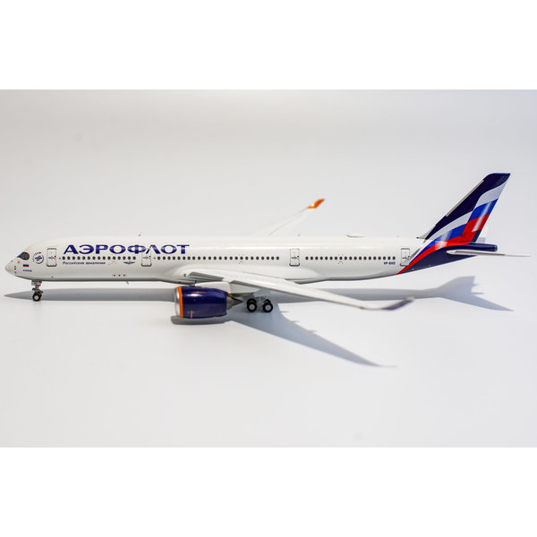 NG Models A350-900 Aeroflot Russian Airlines VP-BXD 1:400